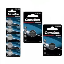 pin Camelion CR2025 lithium 3v